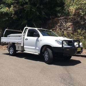 2010 Toyota Hilux Ute Mount Colah Hornsby Area Preview
