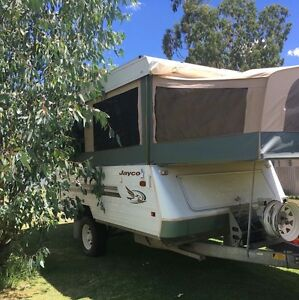 2002 Jayco Charleville Murweh Area Preview