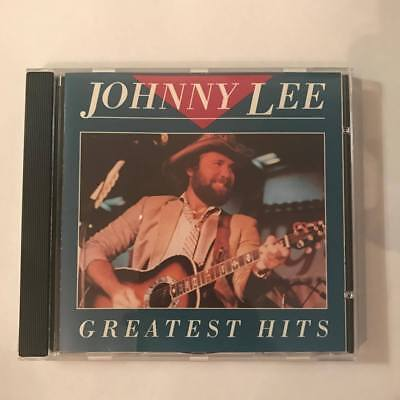 Johnny Lee Greatest Hits CD Lookin For Love Country WB 1983  Very (Greatest Country Hits Cd)