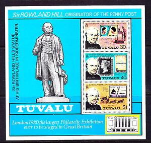 Tuvalu-1979-Rowland-Hill-SS-Scott-124a-Lot-5912
