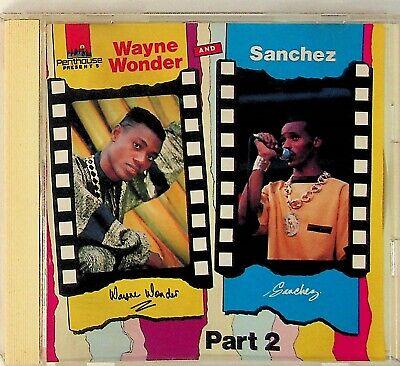 Penthouse Presents Wayne Wonder & Sanchez Part 2 CD (The Best of/Reggae) (Best Of Sanchez Reggae)