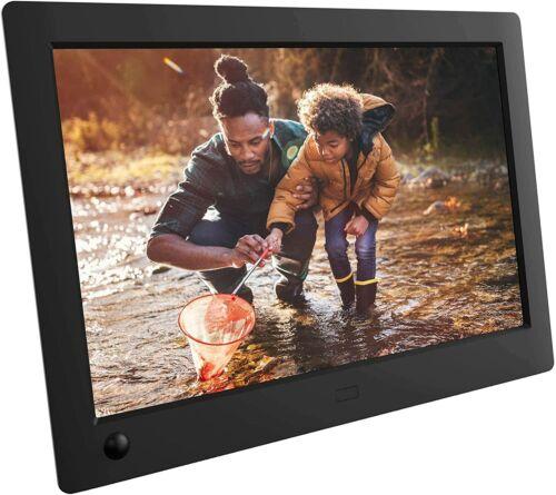 NIX Advance 8 Inch USB Digital Photo Frame Widescreen - HD IPS Display X08G