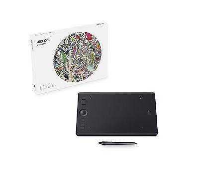 Wacom Pen Tablet Intuos Pro Medium PTH-660/K0 2017 New Model