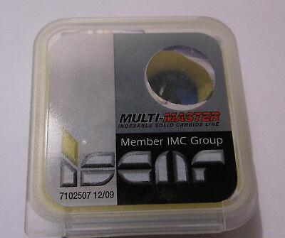 2 Frseinstze Iscar Multi Master Mm Ec060b05r000-4t05 Ic908 New M340