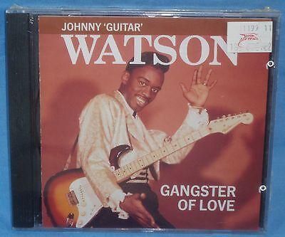Best Of Johnny 'guitar' Johnson: Gangster Of Love [new Cd]