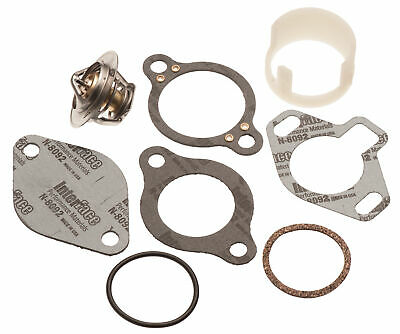 Thermostat Kit & Sleeve Mercruiser 160° 807252Q5 4.3 5.0 5.7 7.4 8.2 1987 & Up