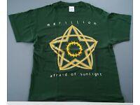 SEASONS END Born2Rock Marillion Men/'s T-Shirt.