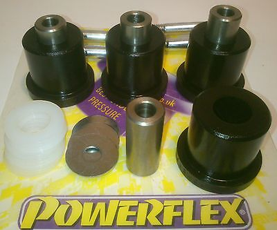 4x Powerflex PFF3-101 PU Lager Querlenker Audi 80 /& 90 VW Passat Santana Stahl