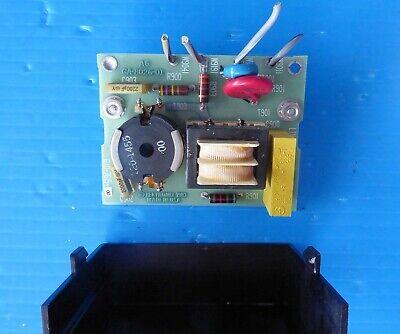 Tektronix 465 Scope. Voltage Doubbler Circuit