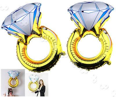 2 x Diamond Ring 'I DO' Pattern 32