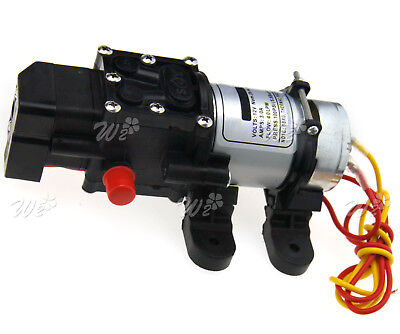 Dc 12v 100psi 4lmin Diaphragm Water Self Priming Pump High Pressure Car Boat