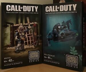 Mega Bloks - Call Of Duty (Collectors Series)