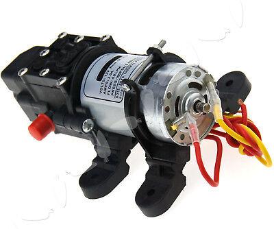 Dc 12v 3.0 Amp 100psi 4lmin High Pressure Diaphragm Water Self Priming Pump