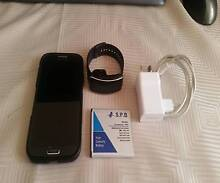 Samsung Galaxy S4 and Samsung Gear Fit!