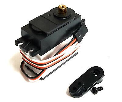 E1501 15kg Alto Par Acelerador Dirección Coche RC Servo Metal Equipo 1/10...
