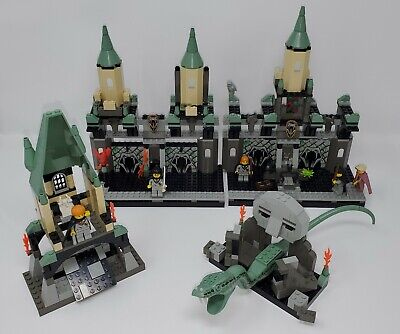 Rare LEGO Harry Potter & The Chamber Of Secrets (4730) pre-owned