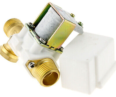 12v Dc 12 Electric Solenoid Valve Magnetic Valve 4 Water Air Normal Close Nc