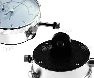 Gage Metric 0-10mm Outer Measuring 0.01mm Dial Indicator Accurate Clock