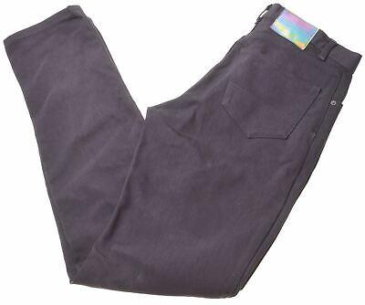 PAUL SMITH Mens Jeans W31 L34 Black Cotton Slim Fit  DF03