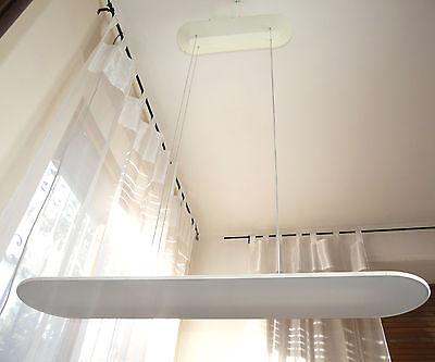 Artemide Lampe Float Lineare Hängeleuchte James Irvine Pendelleuchte Weiß