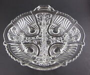 Indiana Glass Relish Dish