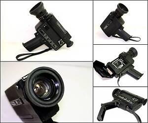 1970's SANKYO XL400S Sound 8 Movie Camera Applecross Melville Area Preview
