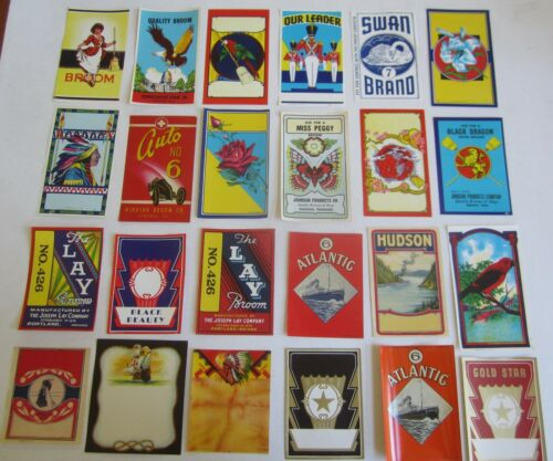 Collection of 24 Old Vintage 1920