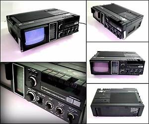 1980's RANK ARENA AO-501 TV Radio Cassette Boombox Melville Melville Area Preview