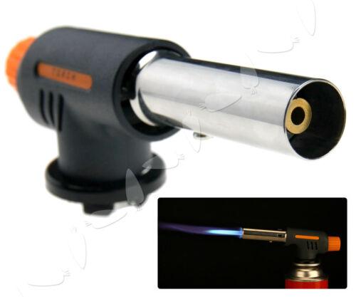 Flame Gun Gas Lighter Blow Torch Flame Jet Solder Iron Solde