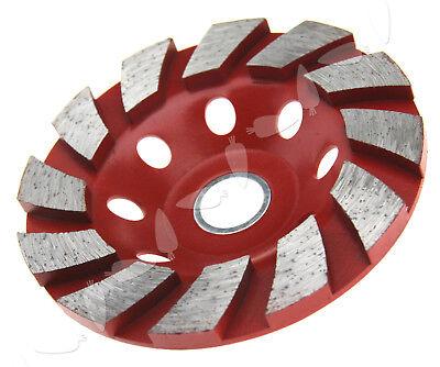 8 Hole Diamond Segment Grinding Wheel 4 Inch Cup Disc Grinder Granite Stone