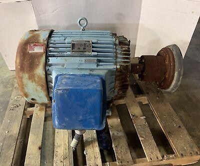 Electric Motor Zh405ttfs6103apw 60 Hp 890 Rpm 405t