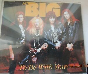 Mr Big To Be With You CD Single - <span itemprop='availableAtOrFrom'>Solec Kujawski, Polska</span> - Mr Big To Be With You CD Single - Solec Kujawski, Polska