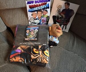 Jeff Dunham VIP gifts recent show in St. Catharines