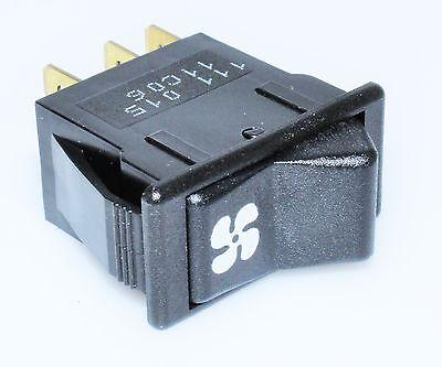 ENG Schalter Wippenschalter Ventilator Gebläse 111015 Auto LKW Fahrzeug