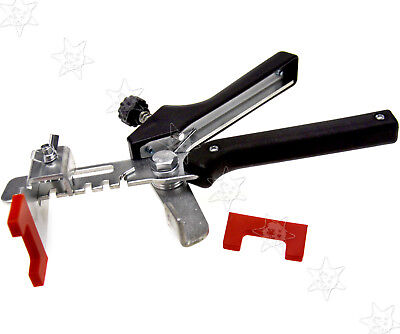 Tile Locator Leveling System Floor Pliers D Type Tiling Installation Tool