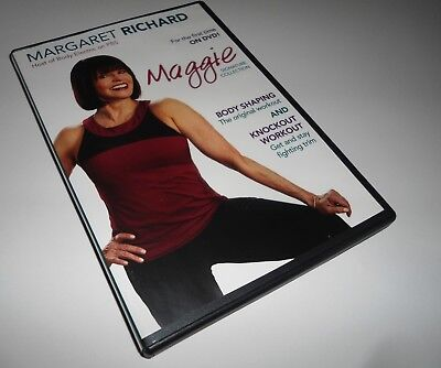 Margaret Richard's Maggie Collection Shaping Workout (DVD) Body Electric Fitness