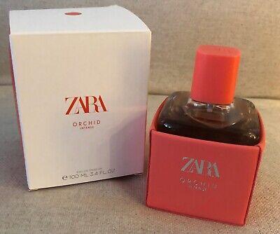 ZARA ORCHID INTENSE Eau De Parfum For Women Perfume 100ml  2.4 oz - USA seller