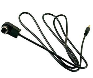 NEW-Alpine-Ai-Net-3-5mm-Jack-Aux-Input-Adapter-for-IPOD-MP3-KCA-235B-SU34-UK