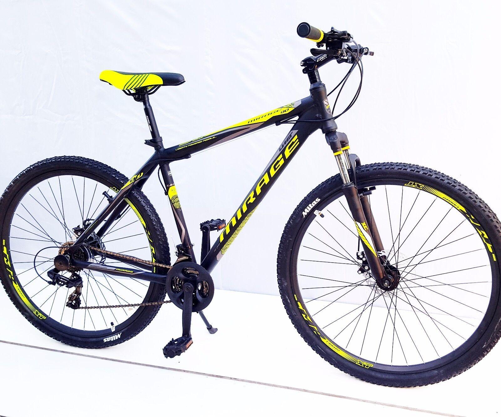 mountainbike 29 fahrrad gt alu mtb 21 shimano disc. Black Bedroom Furniture Sets. Home Design Ideas