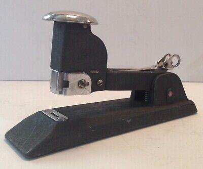 Vintage Swingline No. 13 Speed Stapler Gray Color Heavy Duty
