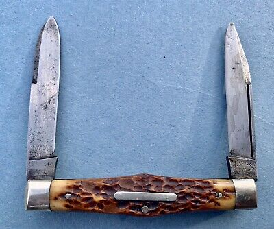 MILLER BROS MERIDEN MOOSE KNIFE