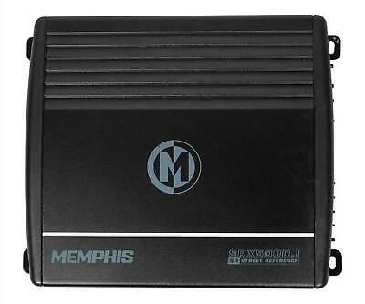 Memphis Audio SRX500D.1 500w RMS @ 2 Ohm Mono Car Amplifier Amp