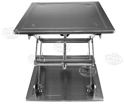 20x20cm Lab-lift Lifting Platforms Stand Rack Scissor Stainless Laboratory