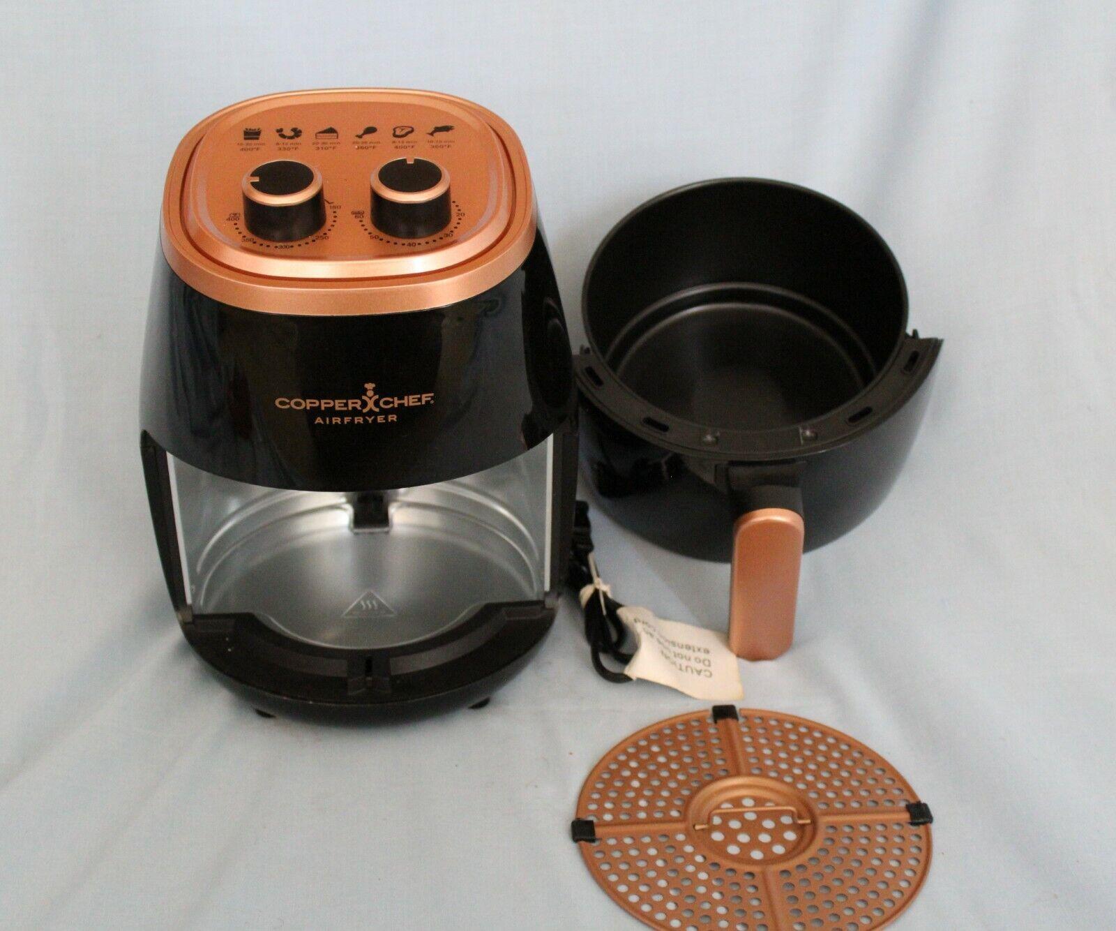 Copper Chef Air Fryer