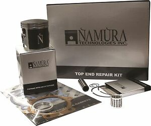 2001-2013 KX 85 Top End Rebuild Kit Piston, Rings, Gaskets, Bearing Namura