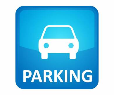 Secure, undercover car parking in Spring Hill, BNE,from $10pday