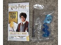 "Ginny Weasley Harry Potter Diecast Wand 4/"" Factory Sealed"