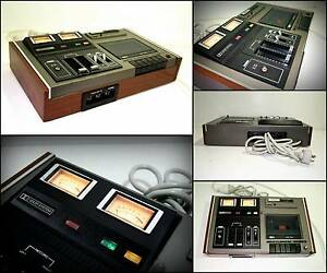 HITACHI D-2360 Wooden Stereo Cassette Deck (Ferrite Head) Melville Melville Area Preview