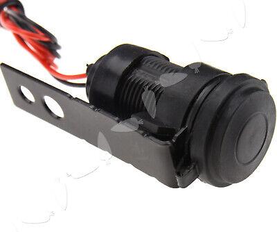 1pc Motorrad USB Anschluss Steckdose 12VLadegerät Wasserdicht Bordsteckdose ()