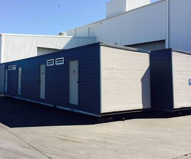 Portable Accommodation / Dongas  / mobile units for sale North Ward Townsville City Preview